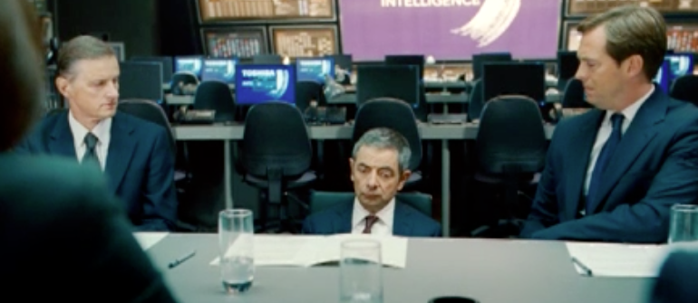 Johnny English JOHHNY ENGLISH REBORN (2011)