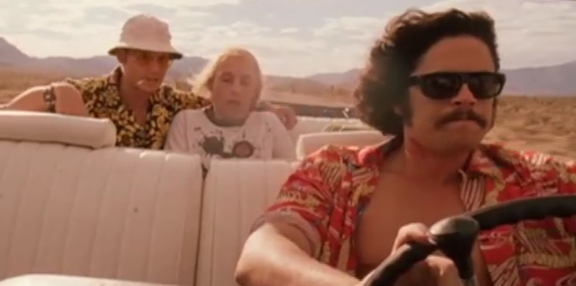 Fear and loathing FEAR AND LOATHING IN LAS VEGAS (1998)